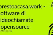 iorestoacasa, solidarietà digitale